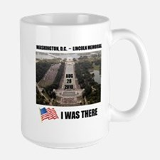 FREEDOM RALLY Large Mug