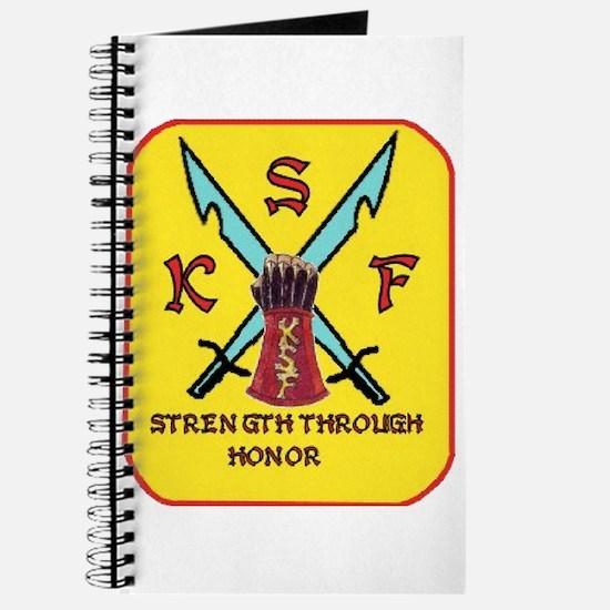 Unique Ksfcn Journal