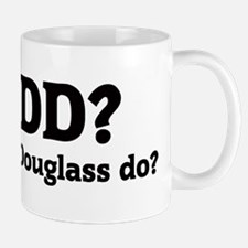 What would Douglass do? Mug
