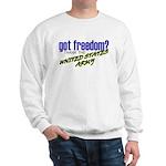 Got Freedom? US Army Sweatshirt