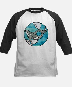 Stained Glass Design Tee