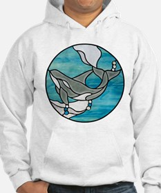 Stained Glass Design Hoodie