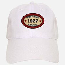 Birthday Vintage Model Year Baseball Baseball Cap