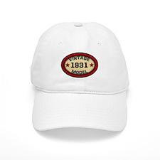 Birthday Vintage Model Year Hat