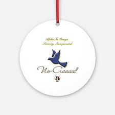 ANQ Doves Ornament