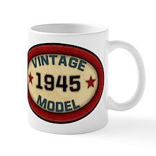 Birthday Vintage Model Year Small Mug