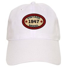 Birthday Vintage Model Year Hat