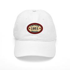 Birthday Vintage Model Year Baseball Cap