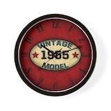 1955 birthday Wall Clocks