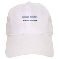 Neuro Nurse Baseball Cap