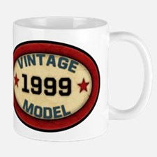 Birthday Vintage Model Year Small Small Mug