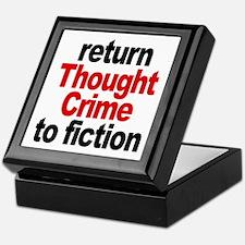 Thought Crime Keepsake Box