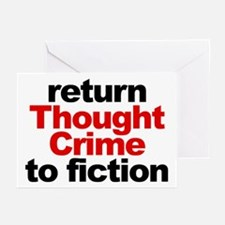 Thought Crime Greeting Cards (Pk of 10)