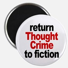 Thought Crime Magnet