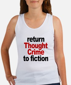 Thought Crime Women's Tank Top