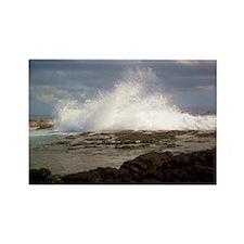 Ocean Wave Rectangle Magnet