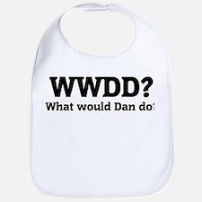 What would Dan do? Bib