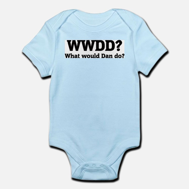 What would Dan do? Infant Creeper