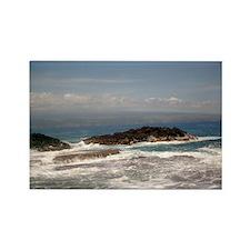 Big Island Tides Rectangle Magnet