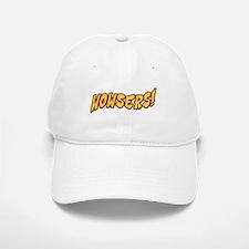 Wowsers! Baseball Baseball Cap