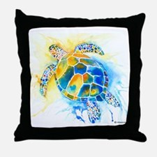 More Sea Turtles Throw Pillow