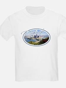 Pittsburgh Postcard T-Shirt