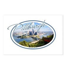 Pittsburgh Postcard Postcards (Package of 8)