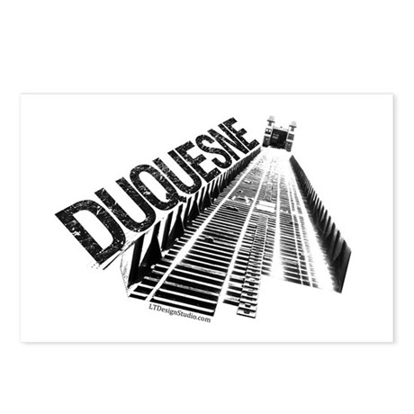 Duquesne Incline Postcards (Package of 8)