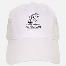 Life Is Short, Shoot Trap Naked Baseball Baseball Cap