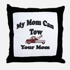 Unique Tow truck Throw Pillow