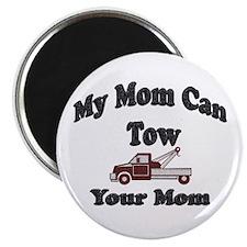 Cute Tow truck Magnet