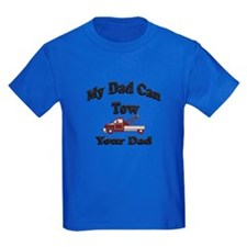my tow dad red T-Shirt