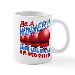 Grab Life by the BRB Mug