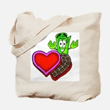 Mr. Deal - Valentine's Day an Tote Bag