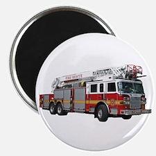 Firetruck Design Magnet