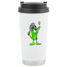 Mr. Deal - Tennis - Money Alw Travel Mug