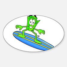 Mr. Deal - Surfer - Liquid As Decal