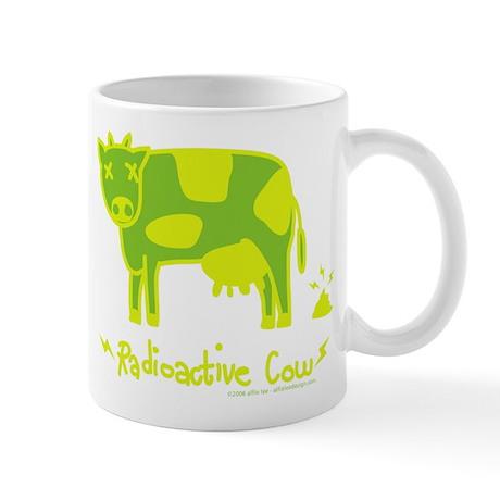 Radioactive Cow! Mug