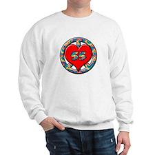 Unique Humorous 55th birthday Sweatshirt