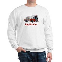 Big Brother Fire Truck Sweatshirt