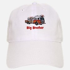 Big Brother Fire Truck Baseball Baseball Cap