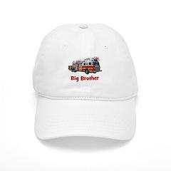 Big Brother Fire Truck Baseball Cap