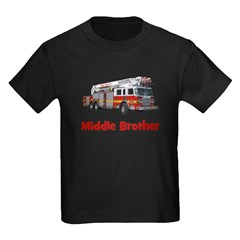 Middle Brother Fire Truck T