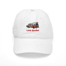 Little Brother Fire Truck Baseball Cap