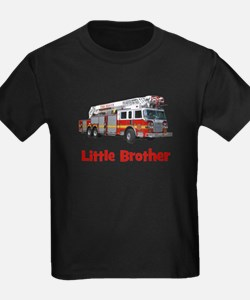 Little Brother Fire Truck T