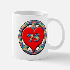 Cool Love peace 75 Mug