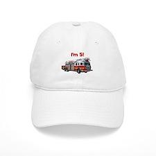 I'm 5! Firetruck Baseball Cap