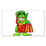 Mr. Deal - Buck On Vacation - Sticker (Rectangle 1