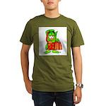 Mr. Deal - Buck On Vacation - Organic Men's T-Shir