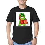 Mr. Deal - Buck On Vacation - Men's Fitted T-Shirt